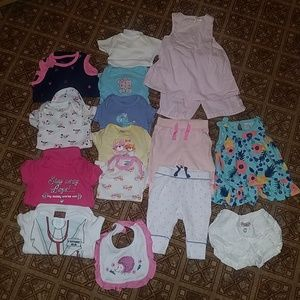 Baby Girl Summer/Spring lot